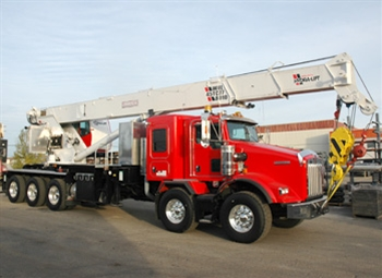 Swing Cab Crane (45 ton)