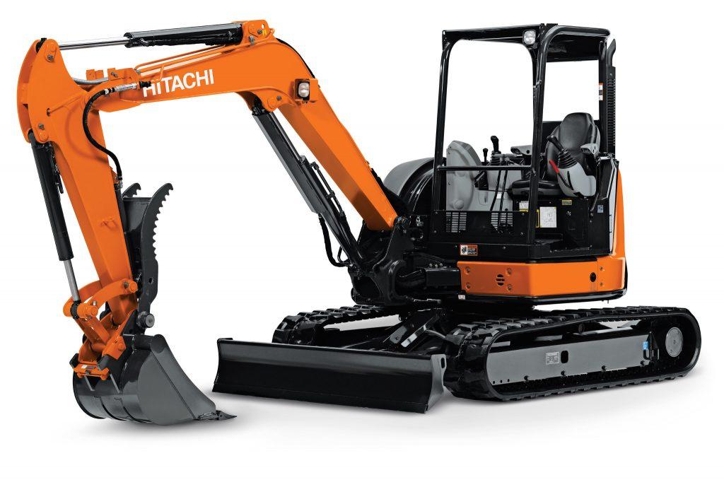 Compact Excavator