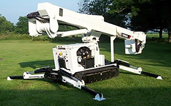 Backyard Aerial Device