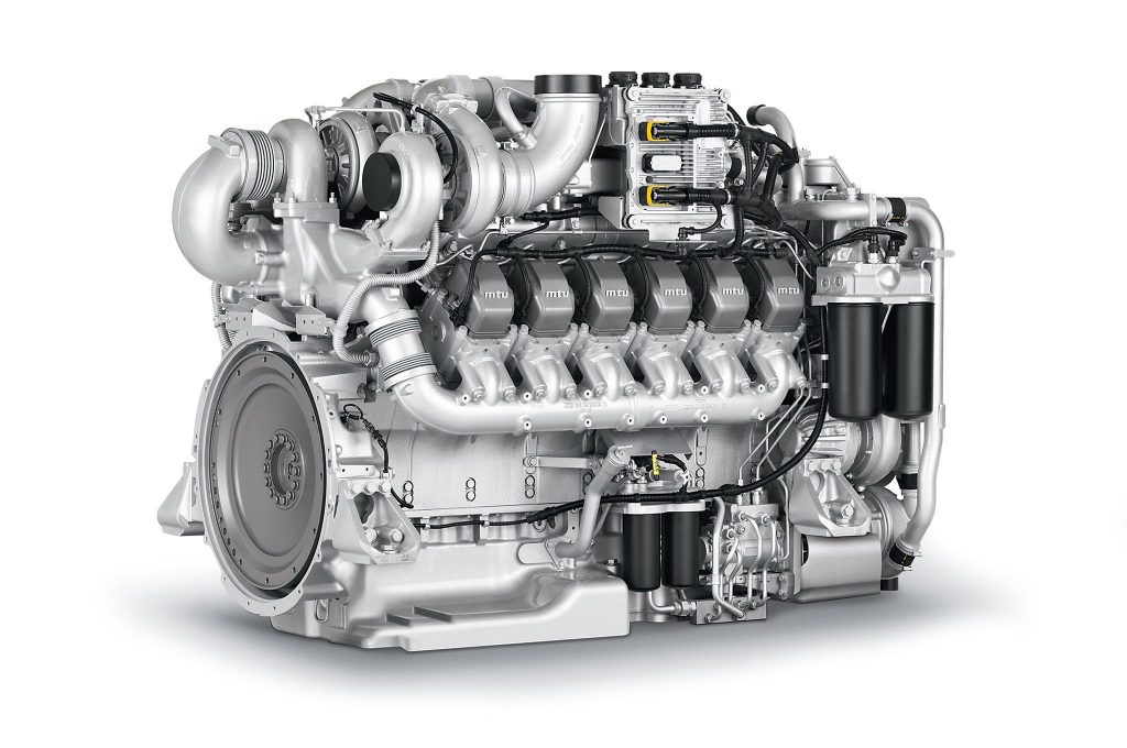 Heavy-Duty Engines