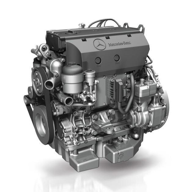 Classic Bus Engines