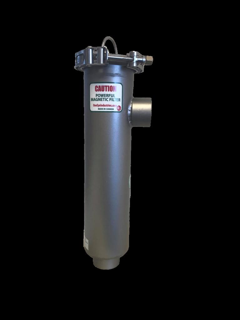 Rotating Equipment Fluid Filtration