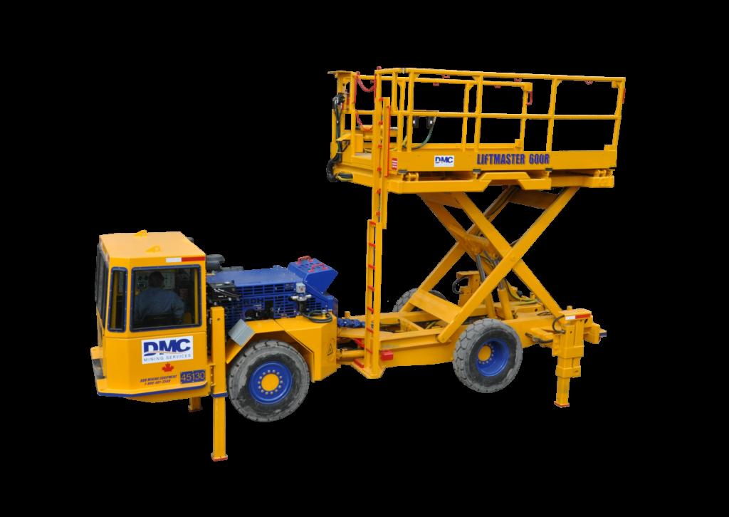 Liftmaster Scissor-lift Trucks