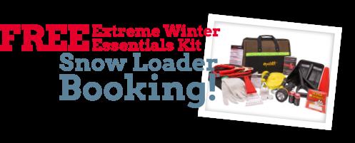 Free Extreme Winter Essentials Kit