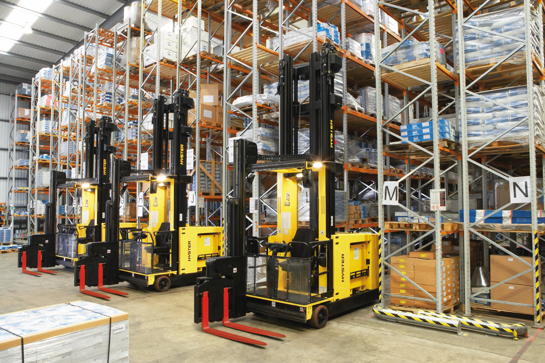 Wajax Racking Equipment