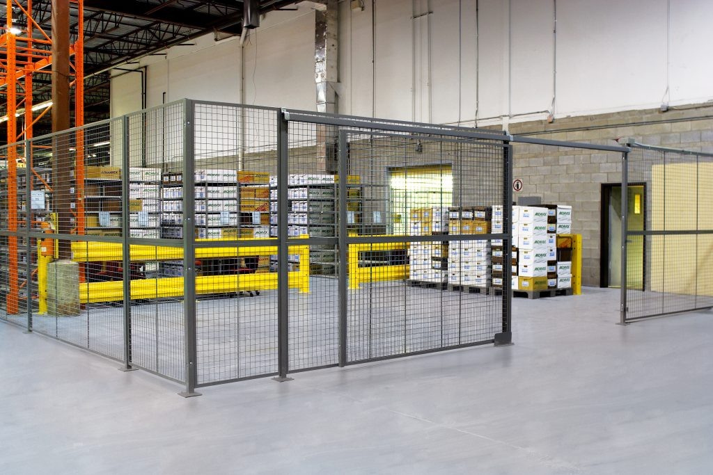 Cages & Partitions