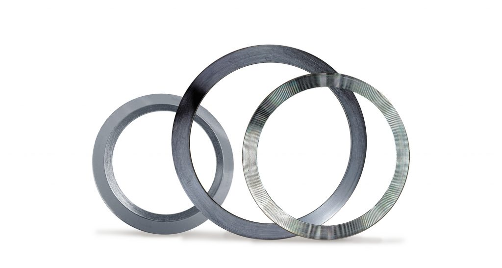 Maxiprofile - Composite Spiral Wound Gasket - Wajax - Robco