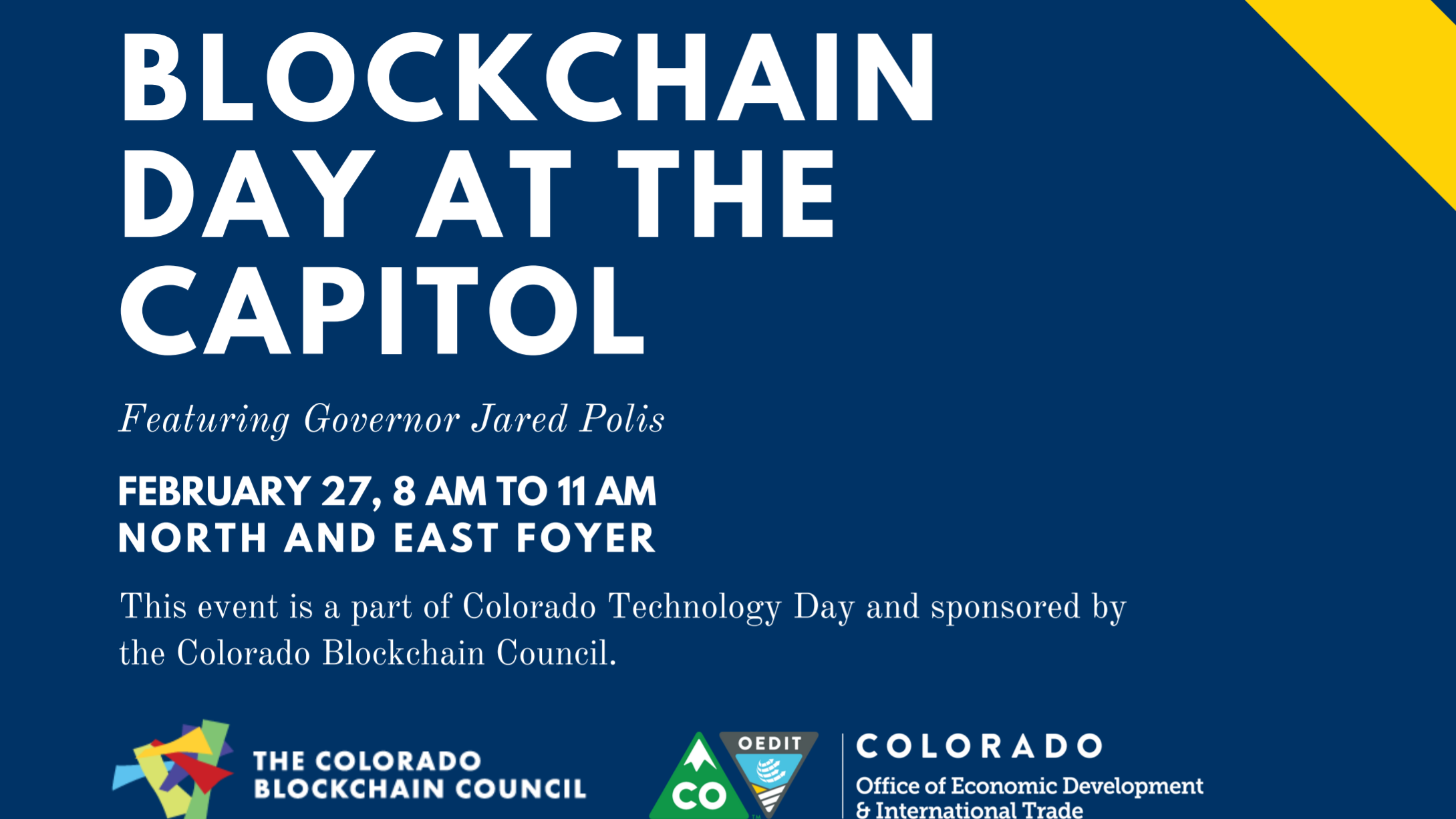 Blockchain Day at the Capitol