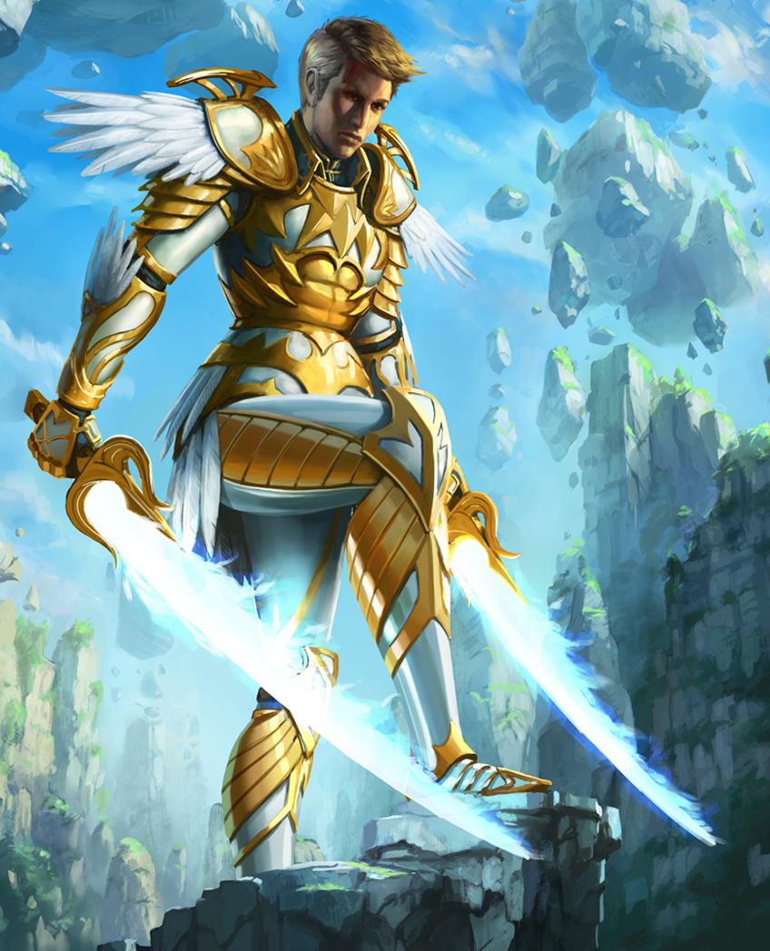 War Dragons - Adriel