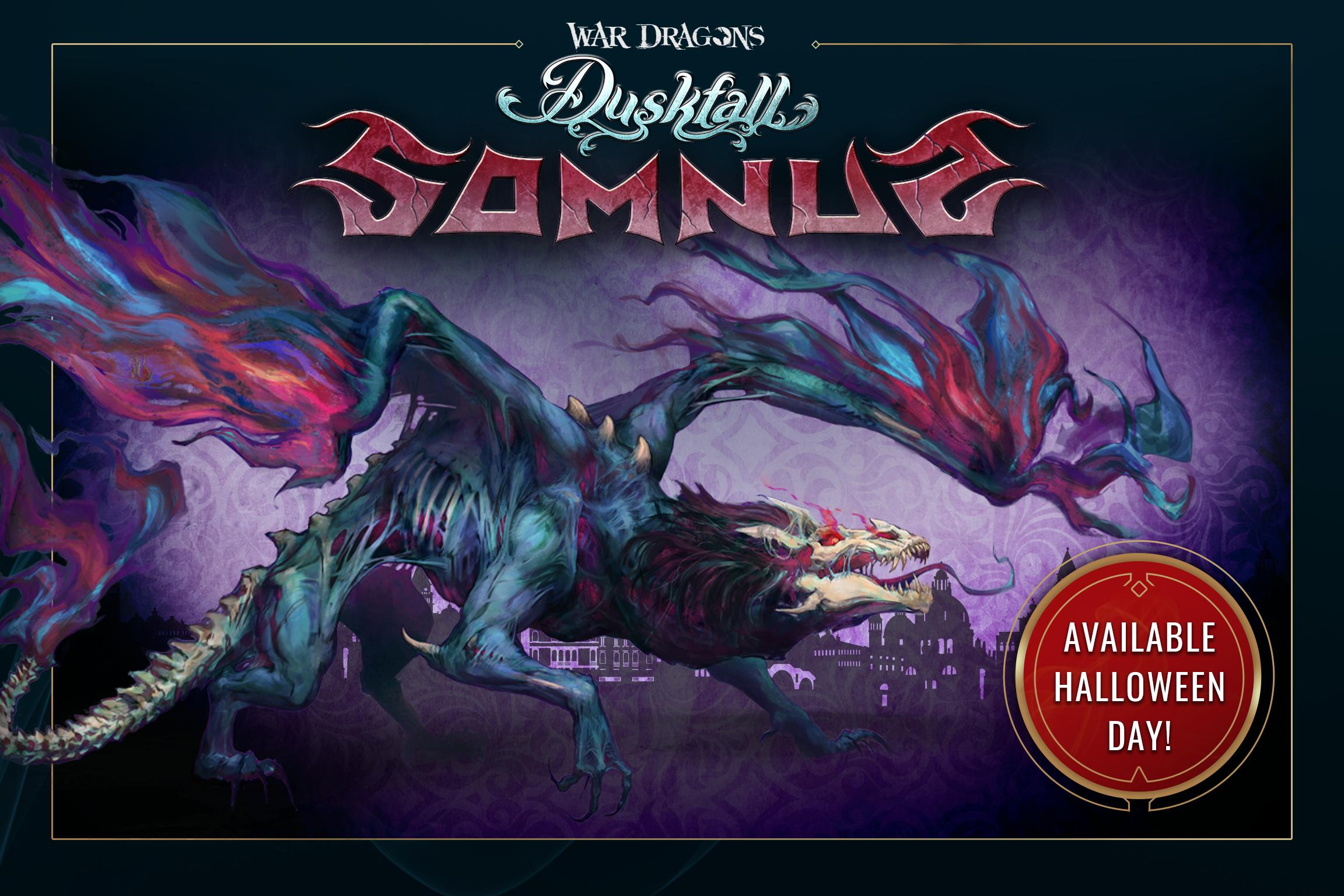 Duskfall Season - Somnus