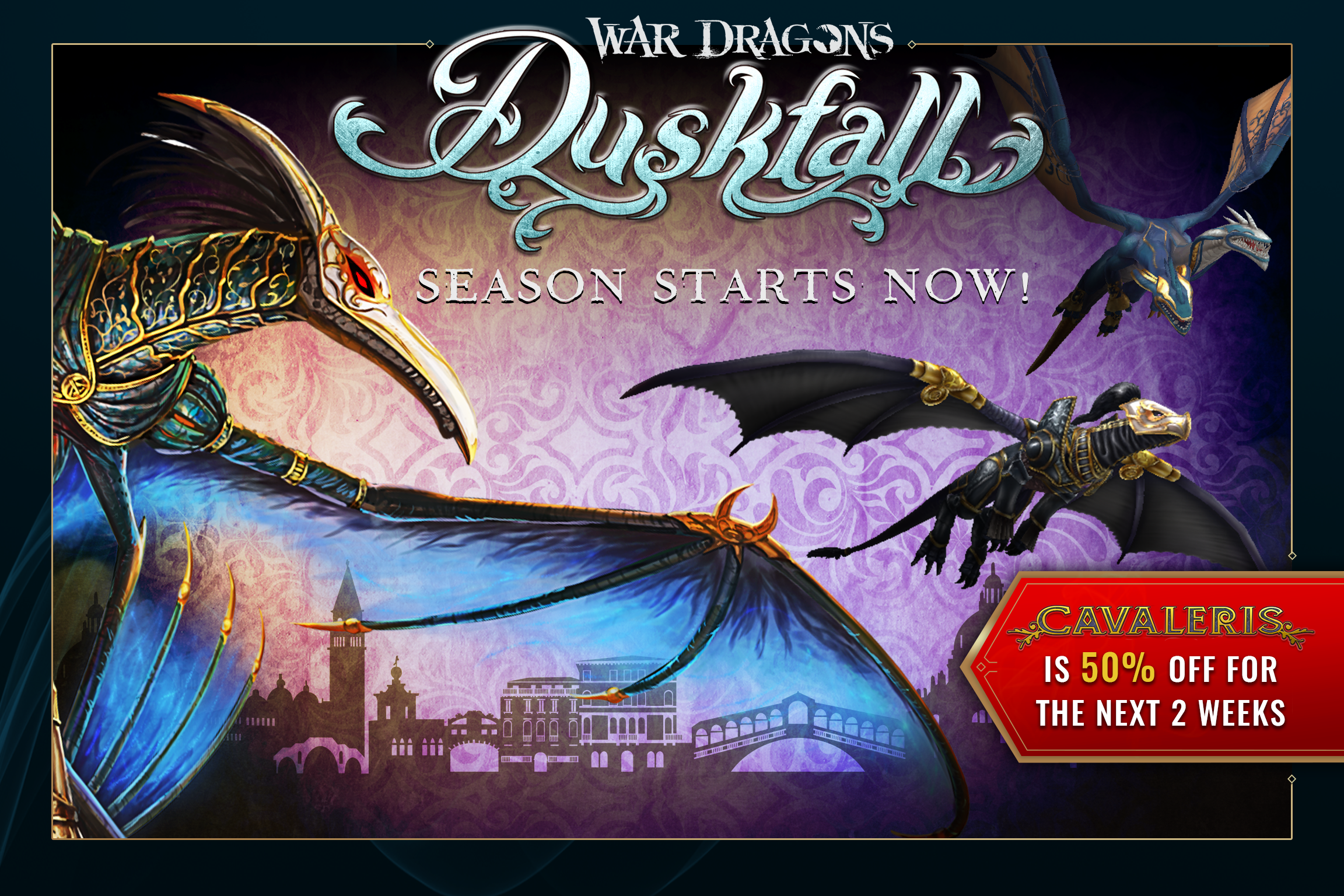 Duskfall Season Announce