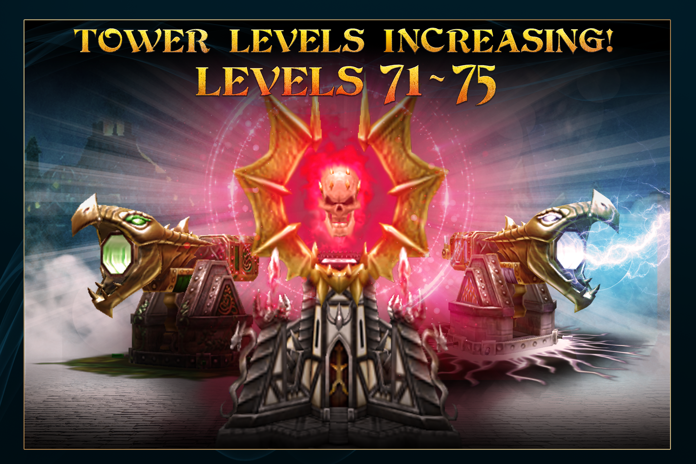 WD: Tower Levels 71 - 75
