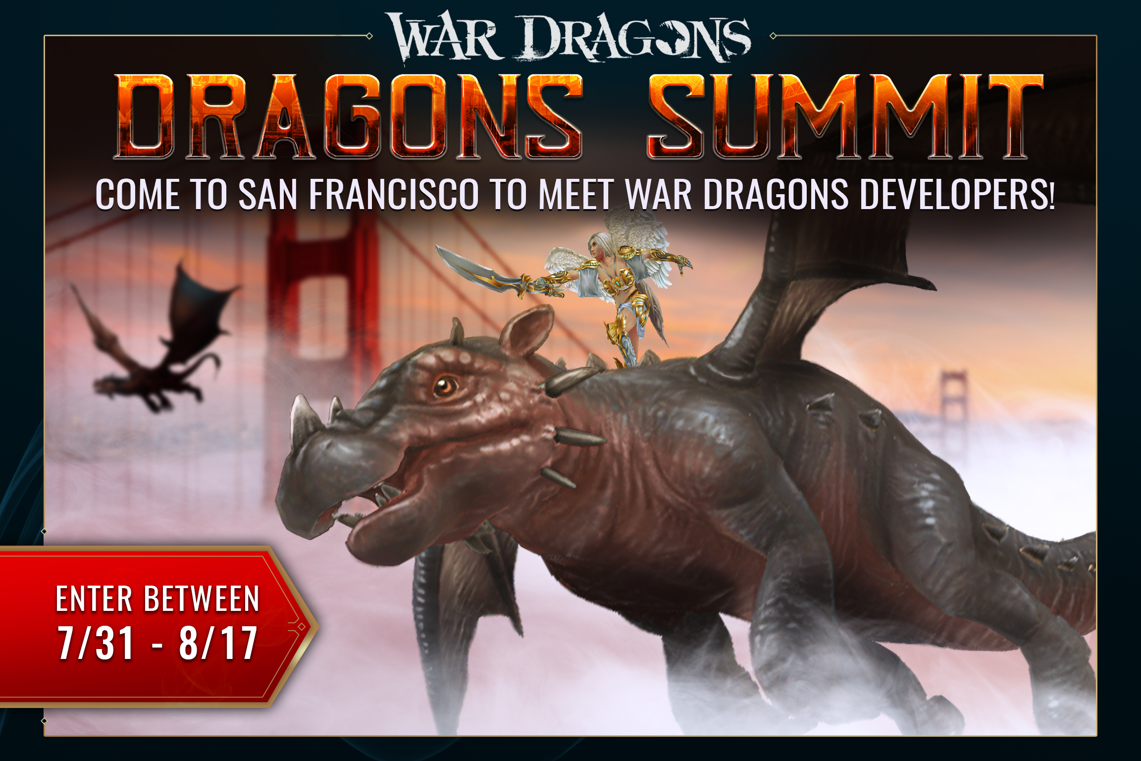 Dragons Summit 2018 Contest