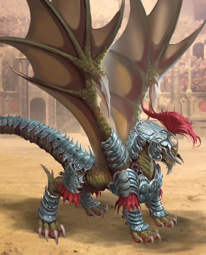 War Dragons - Gladicus