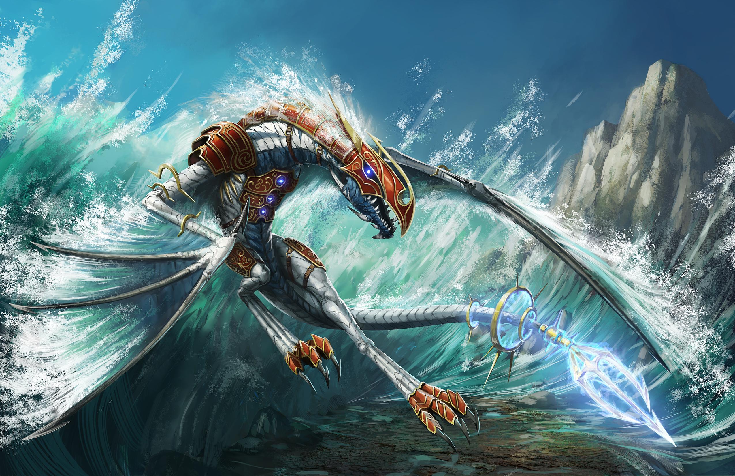 War Dragons - Neptus