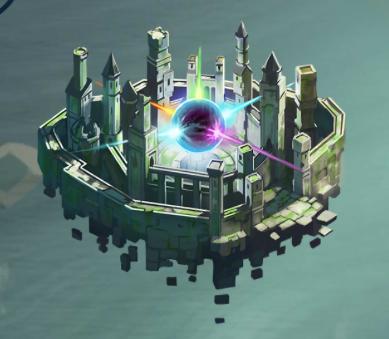 Temple Raid - Shrine of the Elements