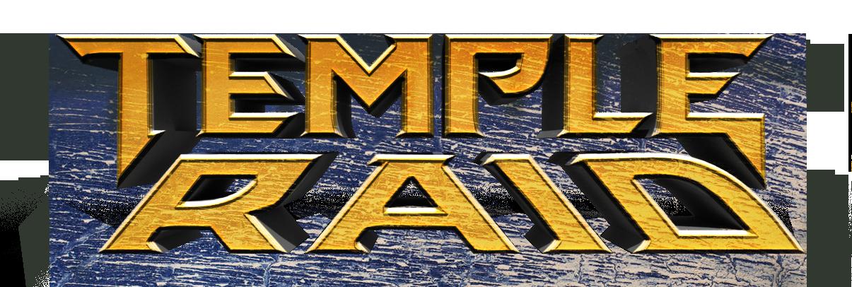 Temple Raid - Logo