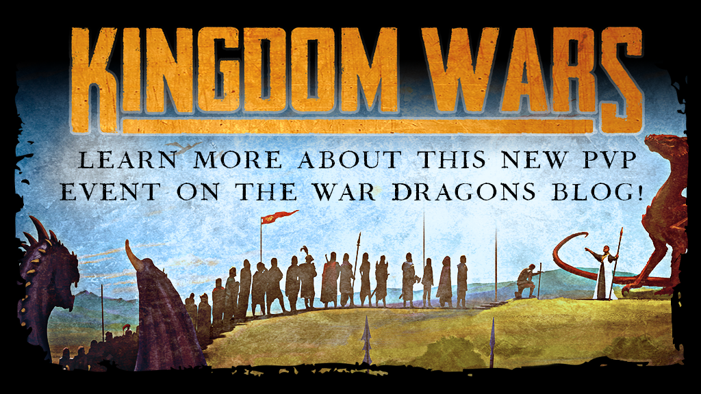 War Dragons - Kingdom Wars Banner