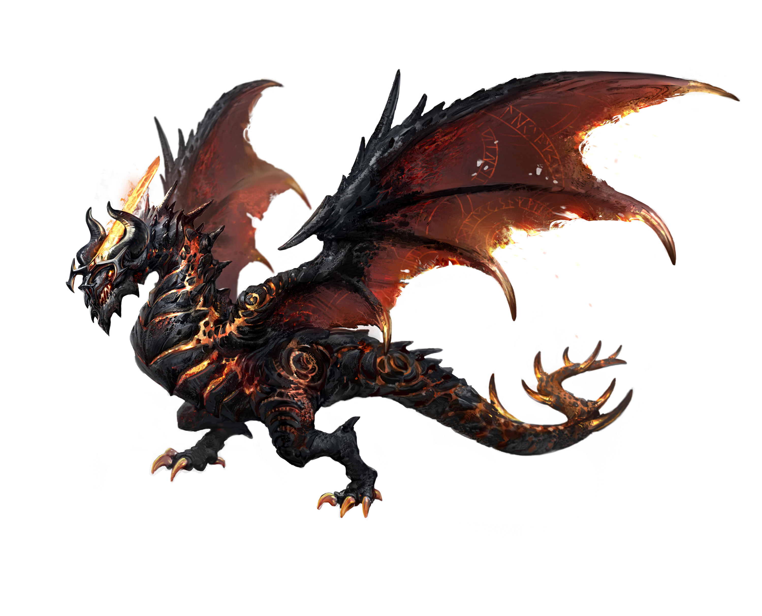 War Dragons - Surt
