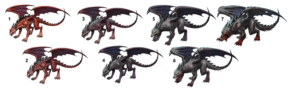 War Dragons - Moonfang Evolution