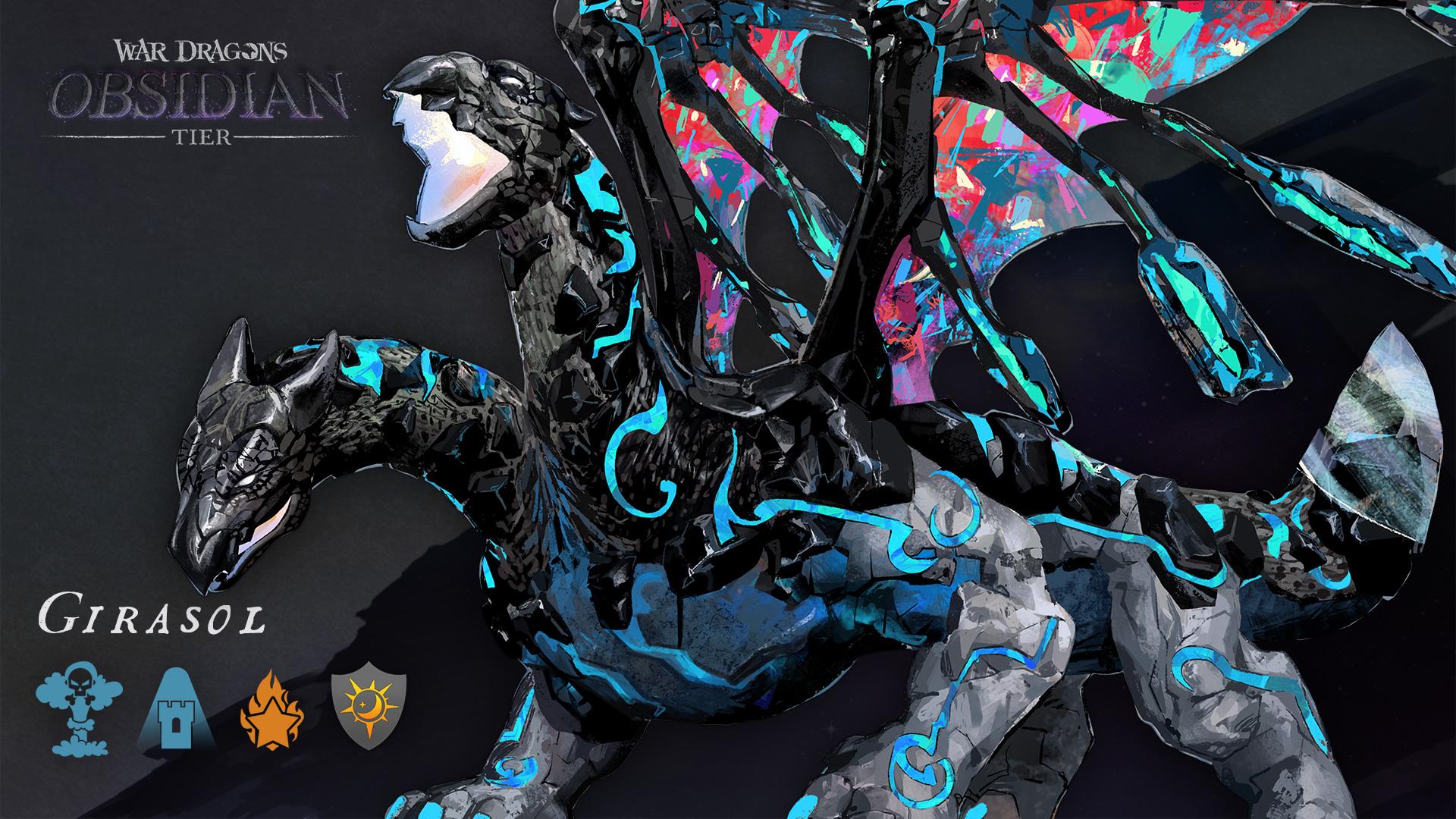 War Dragons - Girasol