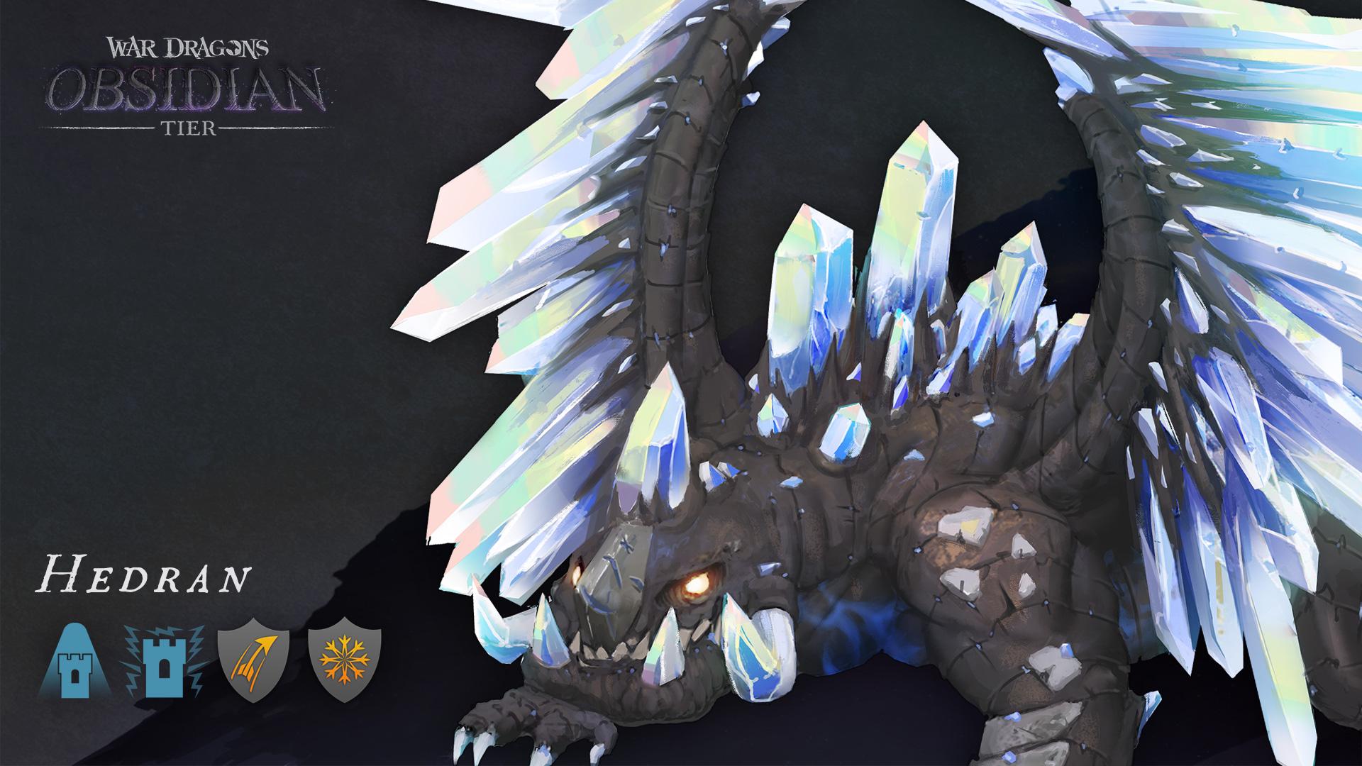 War Dragons - Hedran