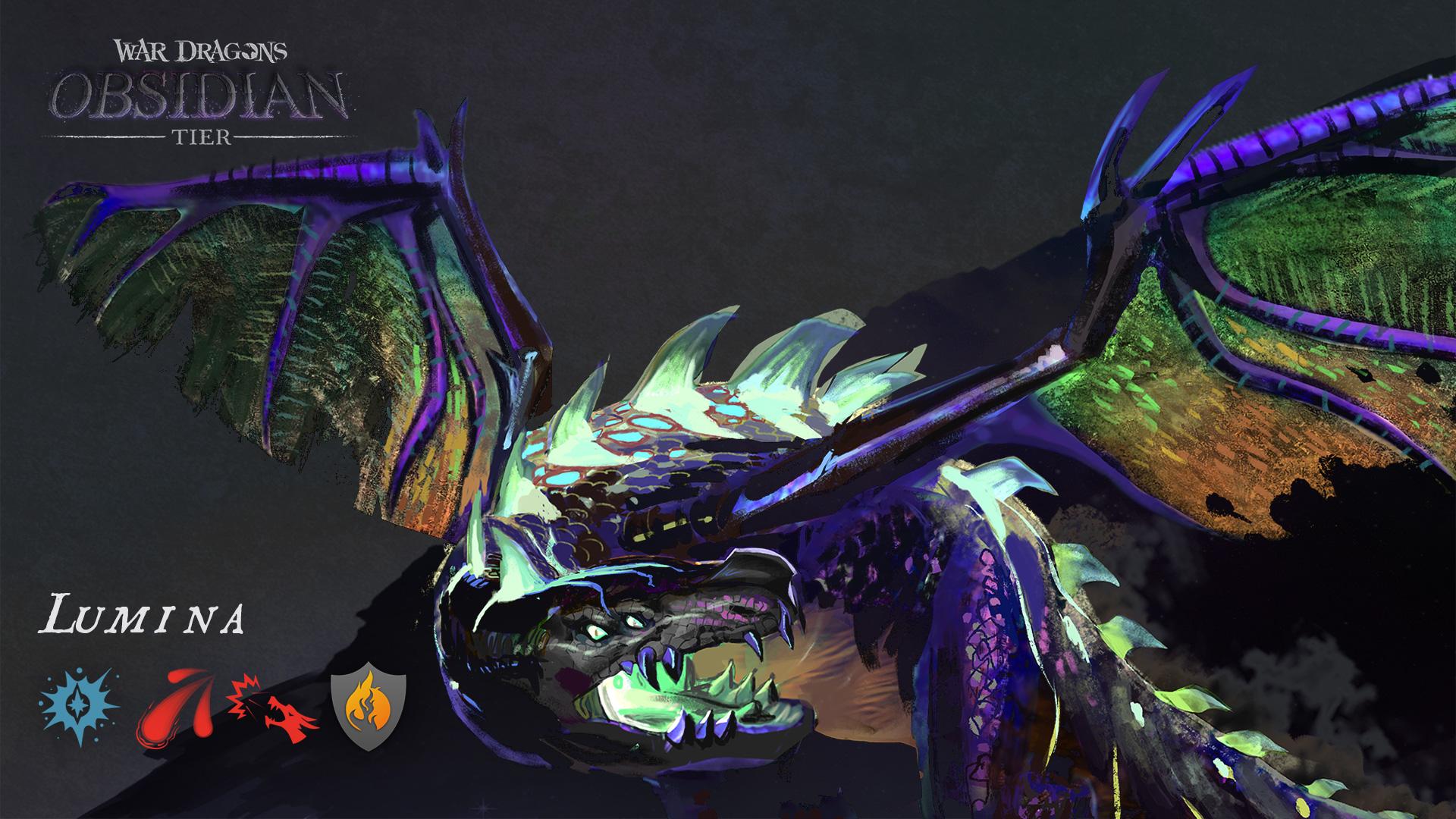 War Dragons - Lumina