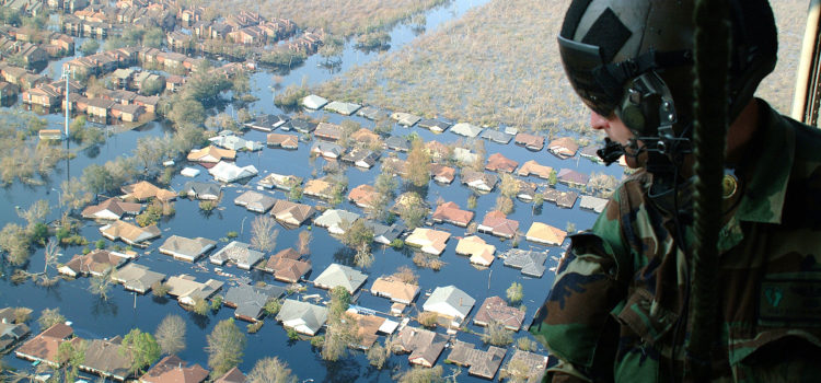 Militarizing Homeland Security in the Climate-Change Era