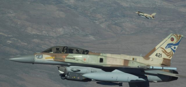 In 2007, Israel Quietly Eliminated Syria's Nuclear Program