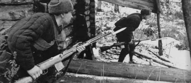 The SVT-40 Was Russia's World War II Nazi-Killer