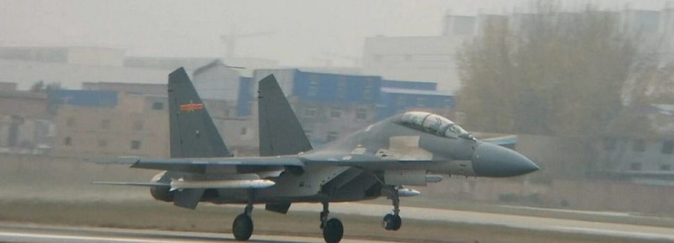 New Chinese Air-to-Air Missile Could Hit U.S. Jets Before They Can Shoot Back