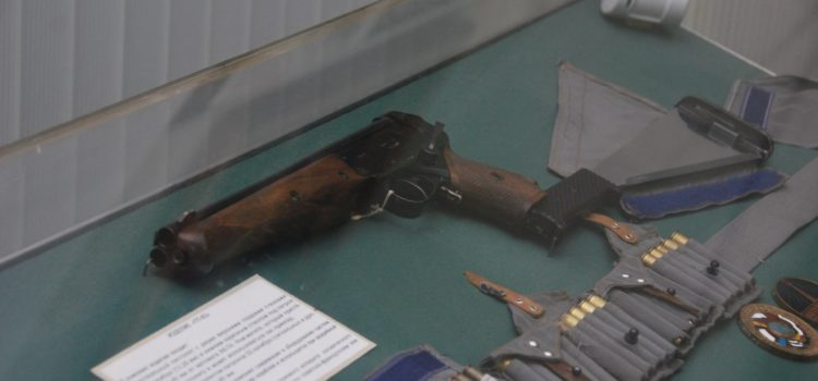 Soviet Cosmonauts Carried a Shotgun Into Space