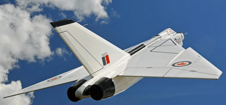 The Avro Arrow Was Canada's Awesome, Pointless Jet Fighter