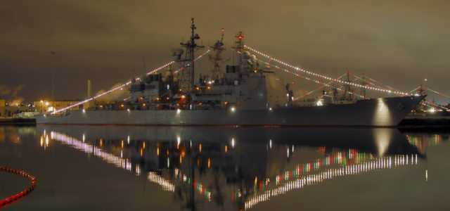 The U.S. Navy's New Cruiser Is … the Navy's Old Cruiser