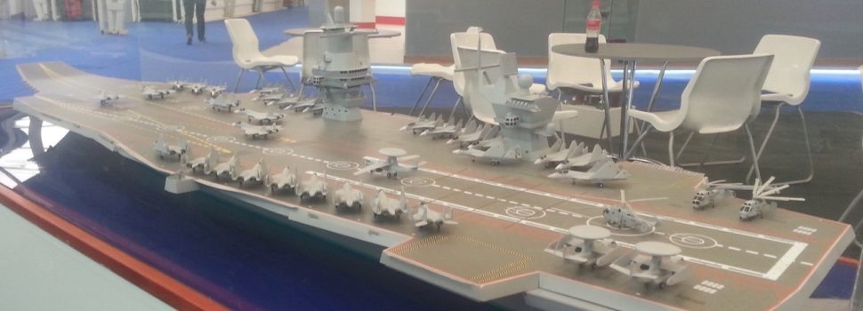 Stop Trying to Make a New Russian Aircraft Carrier Happen