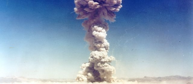 No, You Can't Have a Small Nuclear War