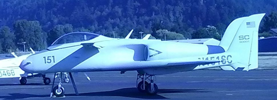Burt Rutan's Light Attack Plane Was Too Radical for the U.S. Military