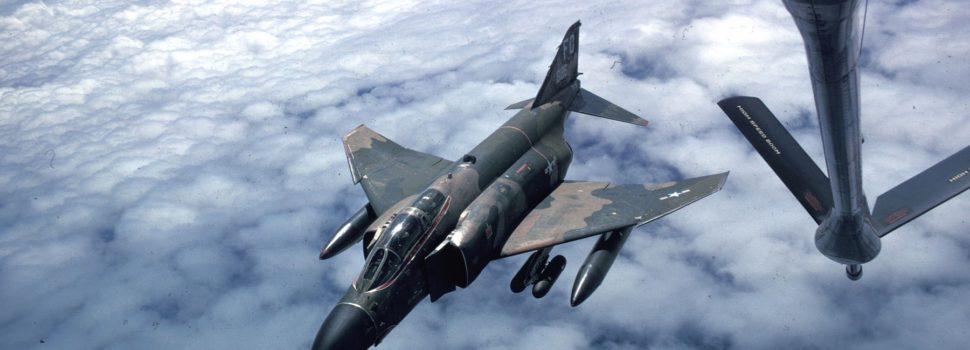 Spies Helped the USAF Shoot Down a Third of North Vietnam's MiG-21s