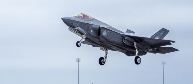 The F-35 Is a $1.4-Trillion National Disaster