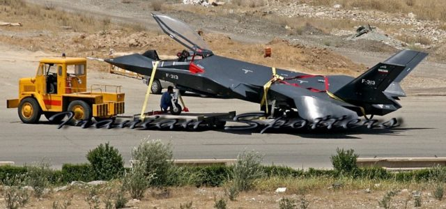 I Built My Own Copy of Iran's Faux Stealth Fighter