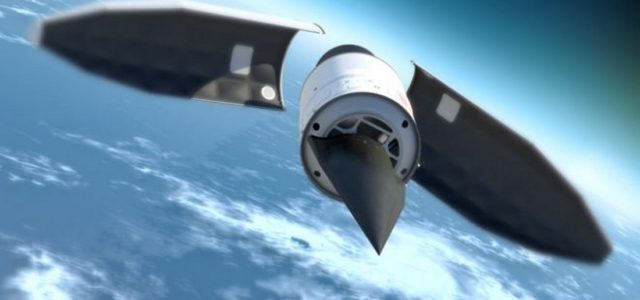 Here Come the Hypersonic Attack Planes!