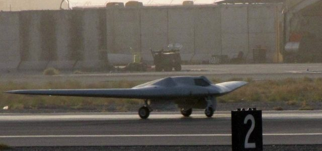 The U.S. Air Force's Stealth Drone Could Have a New Mission