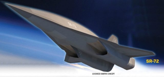 Lockheed Has Plans For a Mach-6 Spy Plane