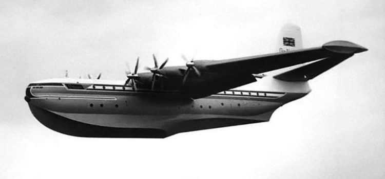 Her Majesty's Nuclear Seaplane