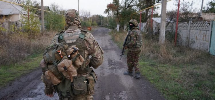 Defiant in the Quagmire, a Ukrainian Commander Vows to 'Liberate All of Our Lands'