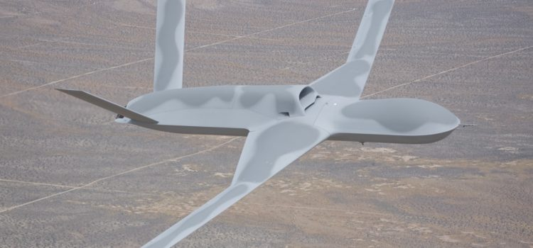 The US Air Force Was Not Fond Of Next Gen Predator Drone