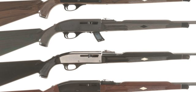 The Remington Nylon 66 Was the First Plastic Gun