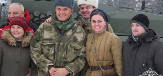 Dolph Lundgren, International Man of Tanks