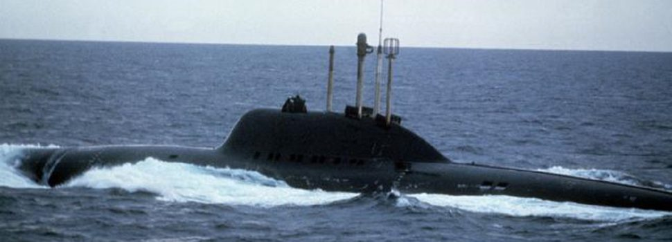 The 'Alfa' Attack Submarine Was Ahead of Its Time