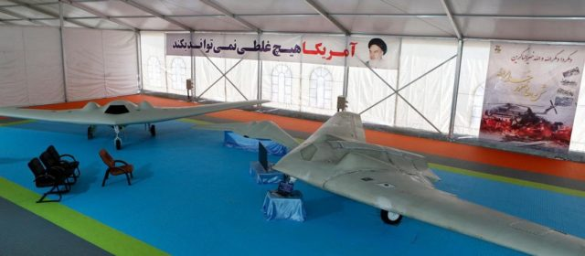Iran Knows the Secrets of America's Stealth Drone